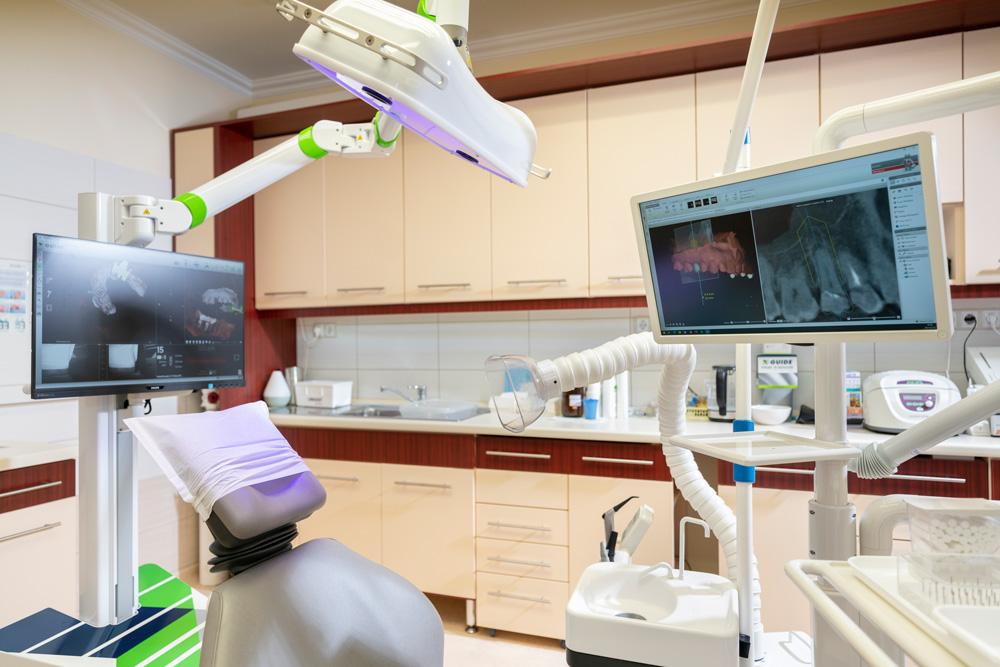Bobdent Fogászati és Implantációs központ rendelő